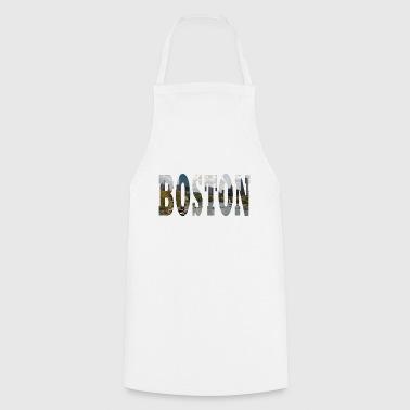 BOSTON USA - Keukenschort
