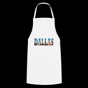 DALLAS USA - Keukenschort