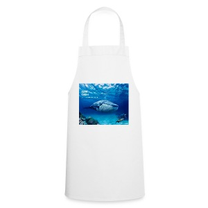 SAVE THEM fww sea - Delantal de cocina