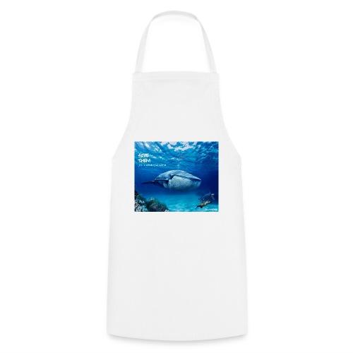 SAVE THEM fww sea - Delantal de cocina