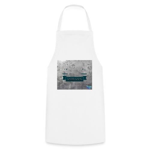 Lasse Gang Logo - Kochschürze