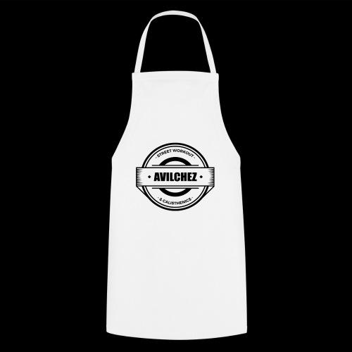 AVilchez Logo Negro - Delantal de cocina