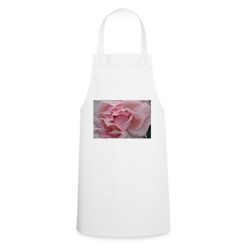 Water Droplet Rose - Cooking Apron