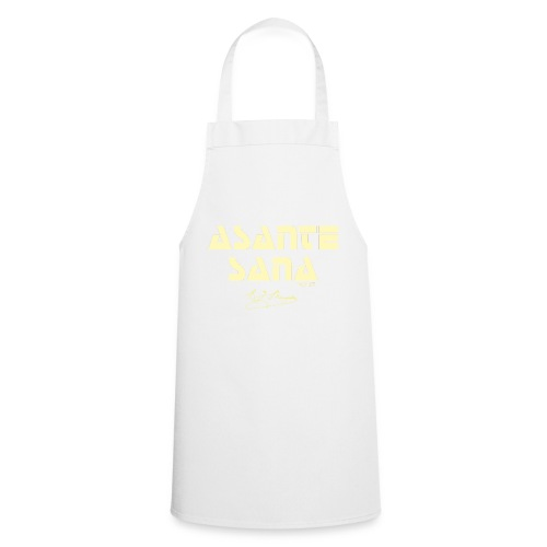 Asante sana pale gold - Cooking Apron