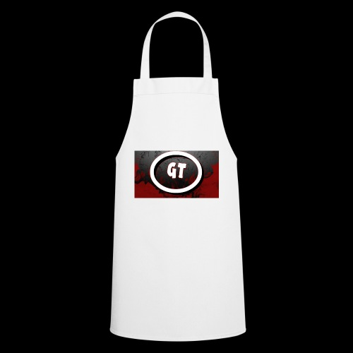 New youtube logo - Cooking Apron