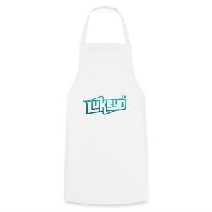 lukeyD TV Logo - Cooking Apron