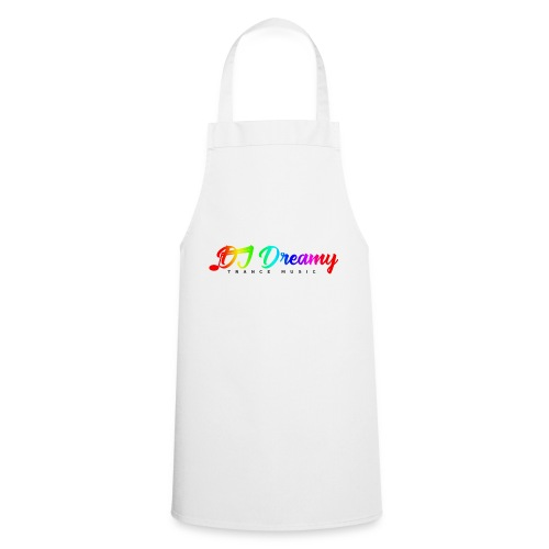 DJ Dreamy Logo PNG Gradient 1 - Cooking Apron