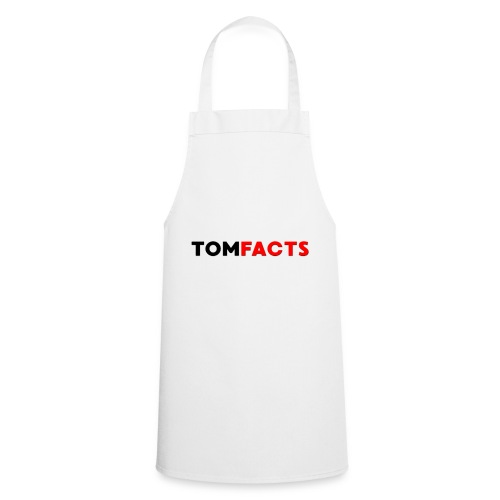 TomFacts - Cooking Apron