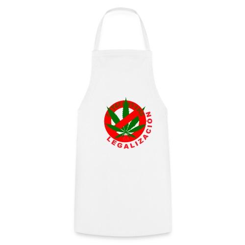 shirt LEGALIZACION DESPEJARTE - Delantal de cocina
