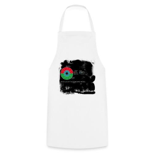 particlesmad-png - Delantal de cocina