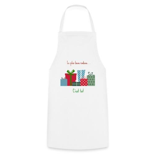 Le plus beau cadeau - Tablier de cuisine