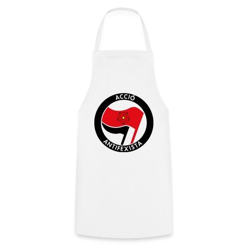 Acció Antifa - Delantal de cocina