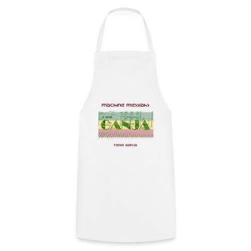 radio ganja - Cooking Apron