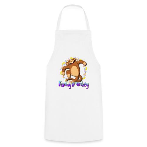 Funky Monkey - Grembiule da cucina