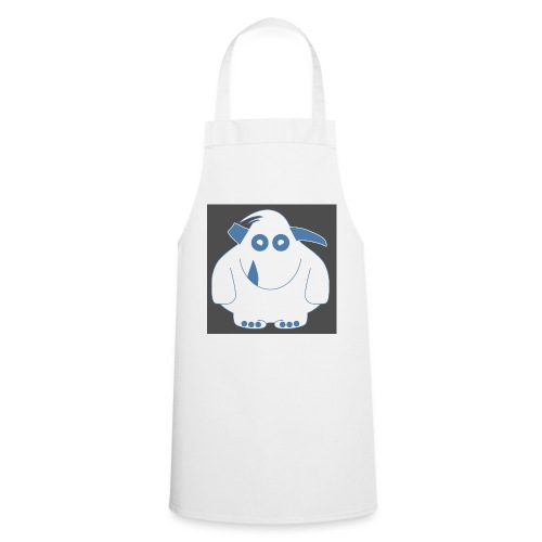 Pinky Monster - Cooking Apron