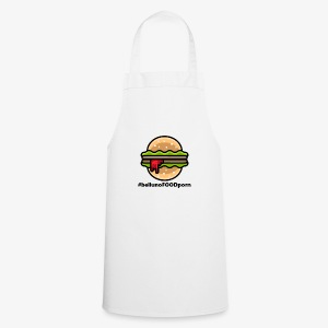 belluno FOOD burger - Grembiule da cucina