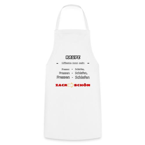 CRAZY RAUPE - Kochschürze