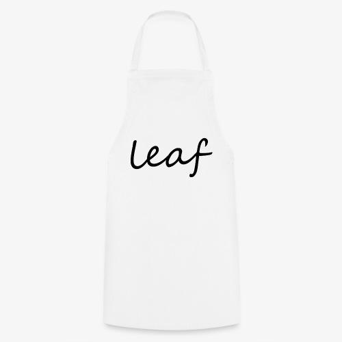 leaf her - Fartuch kuchenny