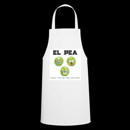 EL Pea - What You re Feeling Now - Cooking Apron