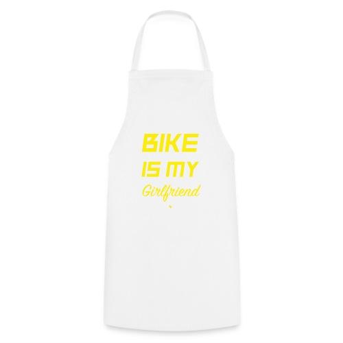 BIKE IS MY GIRLFRIEND - Kochschürze