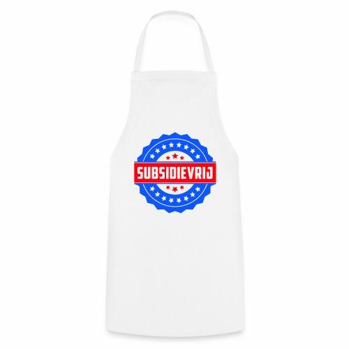 Subsidievrij - Keukenschort