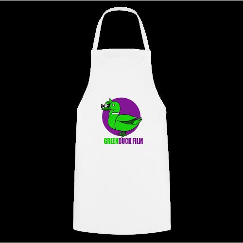 Greenduck Film Purple Sun Logo - Forklæde