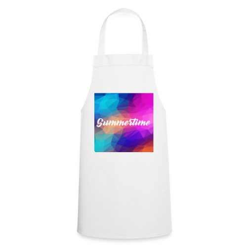 SummerTime Motiv Geschenk - Kochschürze