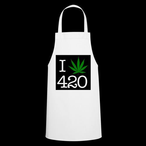 WEED 420 MERCH - Cooking Apron