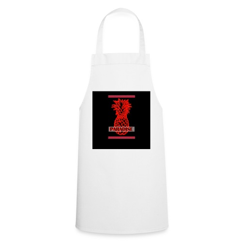 Red Paradise - Kochschürze