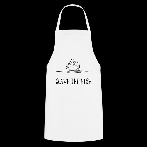 Save the fish - Forklæde