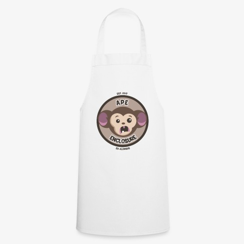Ape Enclosure Logo - Cooking Apron