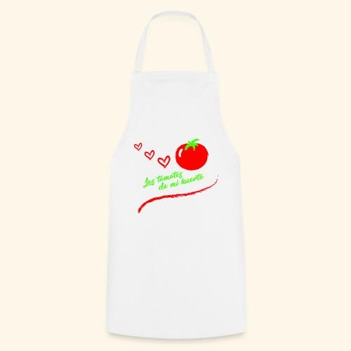 Tomates de mi huerto - Delantal de cocina