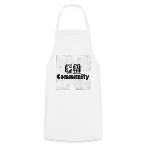 CN Community Logo - Keukenschort