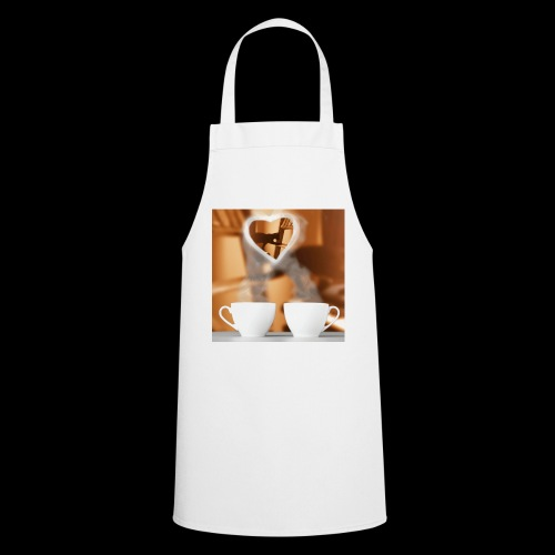 sticallbats coffee for two - Cooking Apron