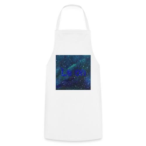 Hoodie in Blau - Kochschürze