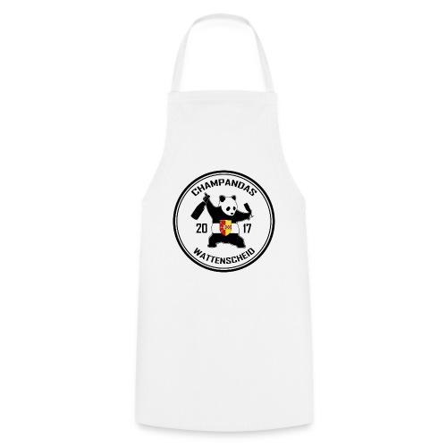 Champandas Logo - Kochschürze