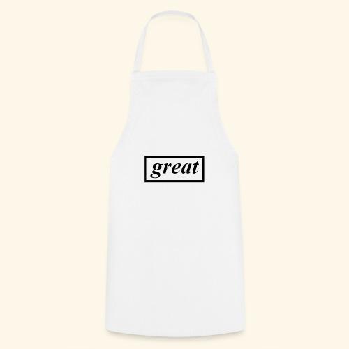 Great - Kochschürze