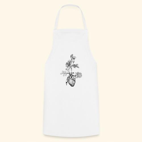 Flower Heart - Kochschürze