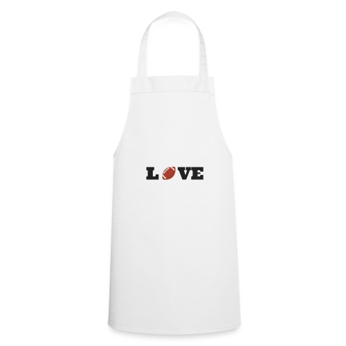 Love foot us - Tablier de cuisine