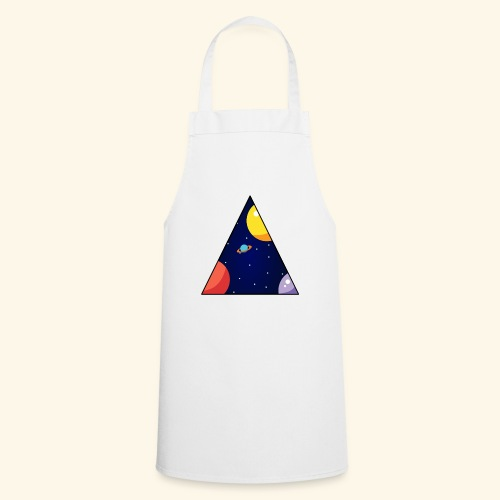 View From Space - Cooking Apron