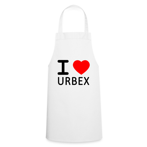 i love urbex - Tablier de cuisine