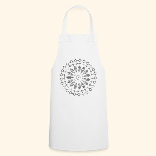 Mandala, Glück, Harmonie - Kochschürze
