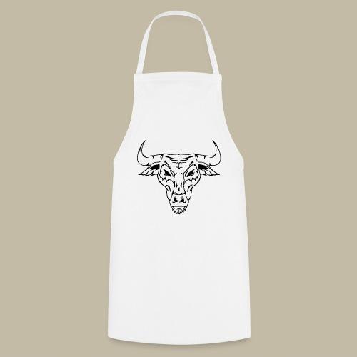 Stier - Kochschürze