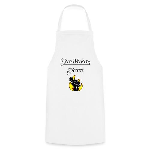 CAPITAINE SLAM - JEUX DE MOTS - FRANCOIS VILLE - Tablier de cuisine