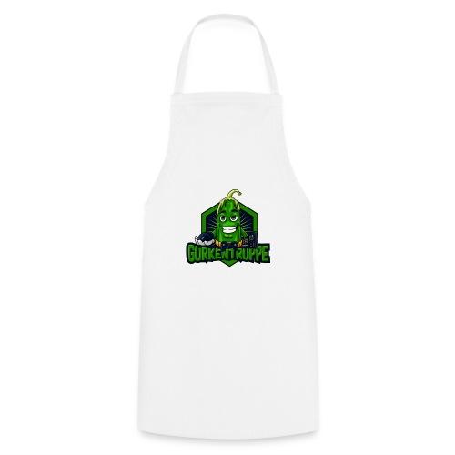 Gurkentruppe Logo - Kochschürze
