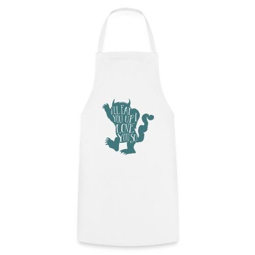 Wherethewild-Tshirt - Delantal de cocina