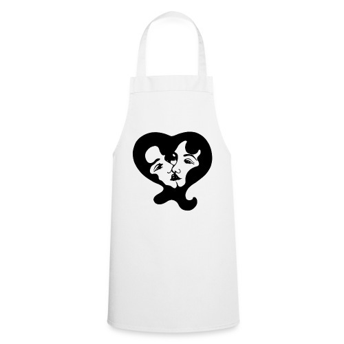 Girl Action - Cooking Apron