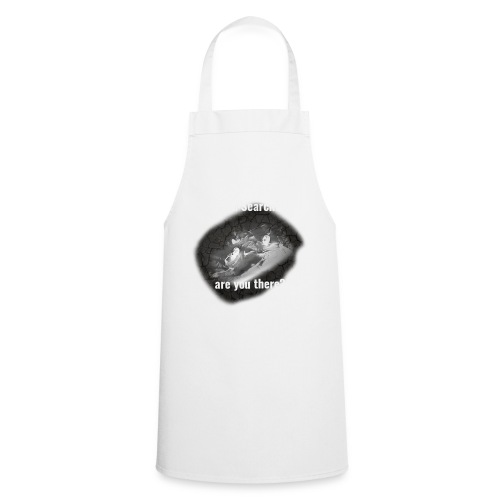 Searching For Hell Bag Black - Cooking Apron