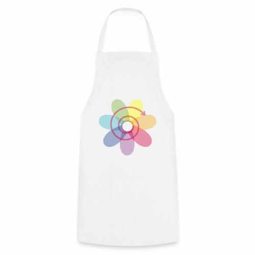 permaculture flower - Tablier de cuisine