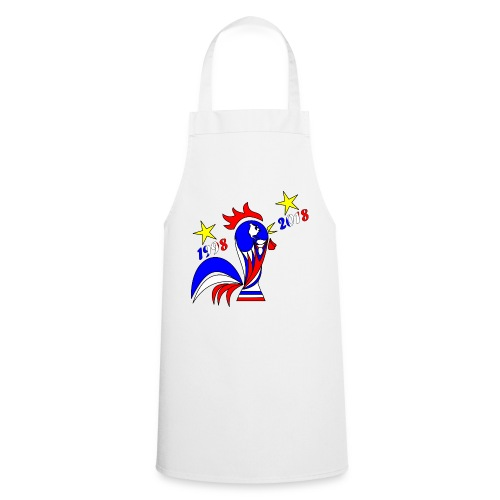 coupe du monde football 2018 mondial France 2018 - Tablier de cuisine